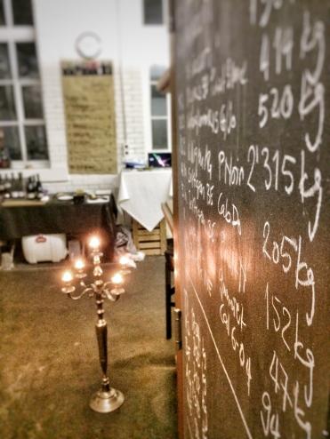 Weinmanufaktur Tafel